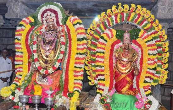 Divine festivals of Aani Month